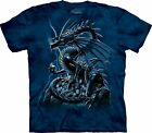 Skull Dragon Fantasy T Shirt Adult Unisex The Mountain
