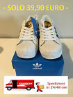 ADIDAS SUPERSTAR GOLD EDITION SCARPE SNEAKER UOMO/DONNA