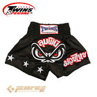 TWINS Special Pro Muay Thai Kick Boxing Shorts Pants No Fear Lumpinee TBS-02