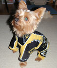Boston Bruins Fleece Dog Coat $20.0 USD on eBay