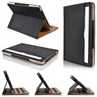 Luxury Magnetic Leather Wallet Smart Flip Case Cover For Apple iPad Mini 4/3/2/1