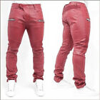 Kyпить New Fashion Men's Straight Slim Fit Casual Pants Skinny Long Trousers Pants на еВаy.соm