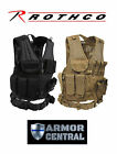 NEW Rothco Cross Draw MOLLE Adjustable Tactical SWAT Vest - 6491 - 66491 - 4491