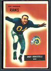 1955 Bowman Football #121 Andy Robustelli VG-EX 96888