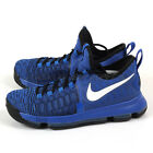 Nike Zoom KD 9 EP Game Royal/White-Black 844382-410 Kevin Durant Basketball 2016