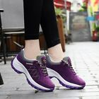 New Fashion Women's Sports Running Shoes Shock ABSORBING Trainer Sneakers