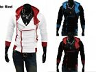 2017 Stylish Creed Hoodie Cool Slim men's Cosplay For Assassins Jacket Costume A
