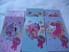 PERFECT PONY NOTEBOOKS   Great party bag filler for girls  6,12,18