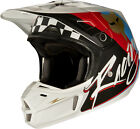 New FOX Racing MX Motocross Adult Helmet 2017 V2 Rohr Black