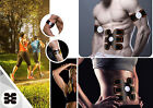 EMS Muscle Trainer Patch Training Gear Massage Acupuncture Fitness Tapping Mass