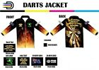 DARTS JACKET- DARTS LEGENDS- AND-CELEBRATING 20 YEARS !! ..LIMITED STOCK..