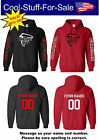 "Atlanta Falcons ""Rise Up"" Football Pullover Hooded Sweatshirt $36.79 USD on eBay"