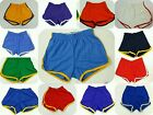 Vintage 1980's RUSSELL ATHLETIC Basketball Gym Shorts DEADSTOCK Made In The USA
