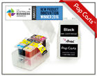 RIHAC Refill Pop Cart Inserts suits Canon MG3060 PG-645 CL-646 cartridges MG2960