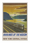 NY Central Railroad - Higlands of the Hudson