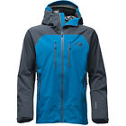 North Face Dihedral Shell Mens Jacket Coat - Blue Aster Urban Navy All Sizes