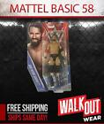 BAD NEWS BARRETT WWE MATTEL BASIC SERIES 58 ACTION FIGURE TOY (BRAND NEW) - MINT