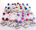 Wine glass charms - Wedding favours (1a) wedding decorations,Table decorations