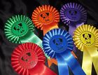 1 Tier - 1st to 6th Dog Head / Canine Show rosettes