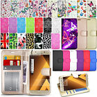 For Samsung Galaxy A5 2017-Wallet Leather Case Flip Cover + Screen Protector
