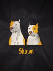 Pittbulls Embroidered Personalized Apron