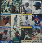 KEN GRIFFEY Jr. 12 Different PLAYBALL Cards $1.00 Each_ 5 or More Mail FREE USA