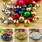 Внешний вид - 300X Mixed-color Small Charms Jingle Bells DIY Decoration For Jewelry Crafts