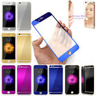 Luxury Color Temper Glass Front +back Screen Protector For Phones Iphone 5 6s 7p