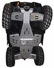 Ricochet Off-Road 8 PC Skid Plate Set 2009-19 Polaris Sportsman 550/850