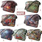 Super Hero  Deadpool Thor Spiderman PU Synthetic Leather Satchel Messenger Bag