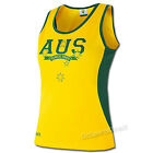 Cricket Australia 2016 Ladies AUS Singlet Sizes 8 - 20