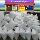 2/4/10/12 Cushion Pillow Inserts 45 x 45 cm White Outer Case Hypoallergenic Fibr
