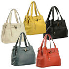 New leisure leather handbag Fashion super wide lock bag shoulder DG31-0200