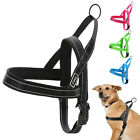 Reflective Nylon Dog Harness No Pull Quick Fit for Small Large Dogs XXS XS S M L