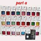 cnd shellac uv led gel nail polish base top coat 7 3ml 0 25oz pick any part a