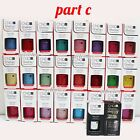 shellac glitter nails - CND Shellac UV LED Gel Nail Polish Base Top Coat 7.3ml 0.25oz Pick ANY * PART C