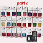 CND Shellac UV LED Gel Nail Polish Base Top Coat 7.3ml 0.25oz Pick ANY  PART C