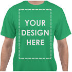 Custom Mens Womens Unisex T-Shirt - All Adult Sizes and Colors!