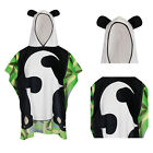 Nifty Kids Soft Cotton New Panda Hooded Poncho Towel Childrens Bath & Beach Wear