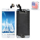 "For iPhone 6 Plus 5.5"" White & Black LCD Touch Screen Digitizer Full Assembly US"