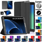 New Ultra Slim Flip Smart Tablet Book Case Cover For Samsung Galaxy All Models