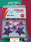 Full collection Esselte Pins - Office Stationery