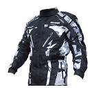 WULFSPORT CAMO JACKET WULF MOTORCYCLE  ENDURO OFF ROAD