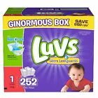 LUVS Ultra Leakguards Diapers Size 1, 2, 3. 4. 5, 6 CHEAP!!!