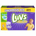 LUVS Ultra Leakguards Baby Diapers Size 1, 2, 3. 4. 5, 6 CHEAP!!! NO TAX
