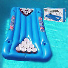 BigMouth Inflatable Beer Pong Pool Party Float Fun Summer Beach Adult Game Table