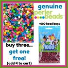 Perler Brand Fused Beads 1000 Piece Bags--So Many Colors to Choose