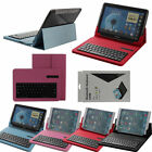 """New Removable Bluetooth Keyboard Folio Case Cover For for LG G Pad X 10.1"""" V930"""