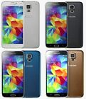 Samsung Galaxy S5 SM-G900F 16GB **SHADE** Unlocked Smart Mobile Phone Top Seller