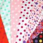 "Fat Quarters - 22"" X 20""  ****SPOTS & BUBBLES**** Crafts, Quilting  £1.00 Each"